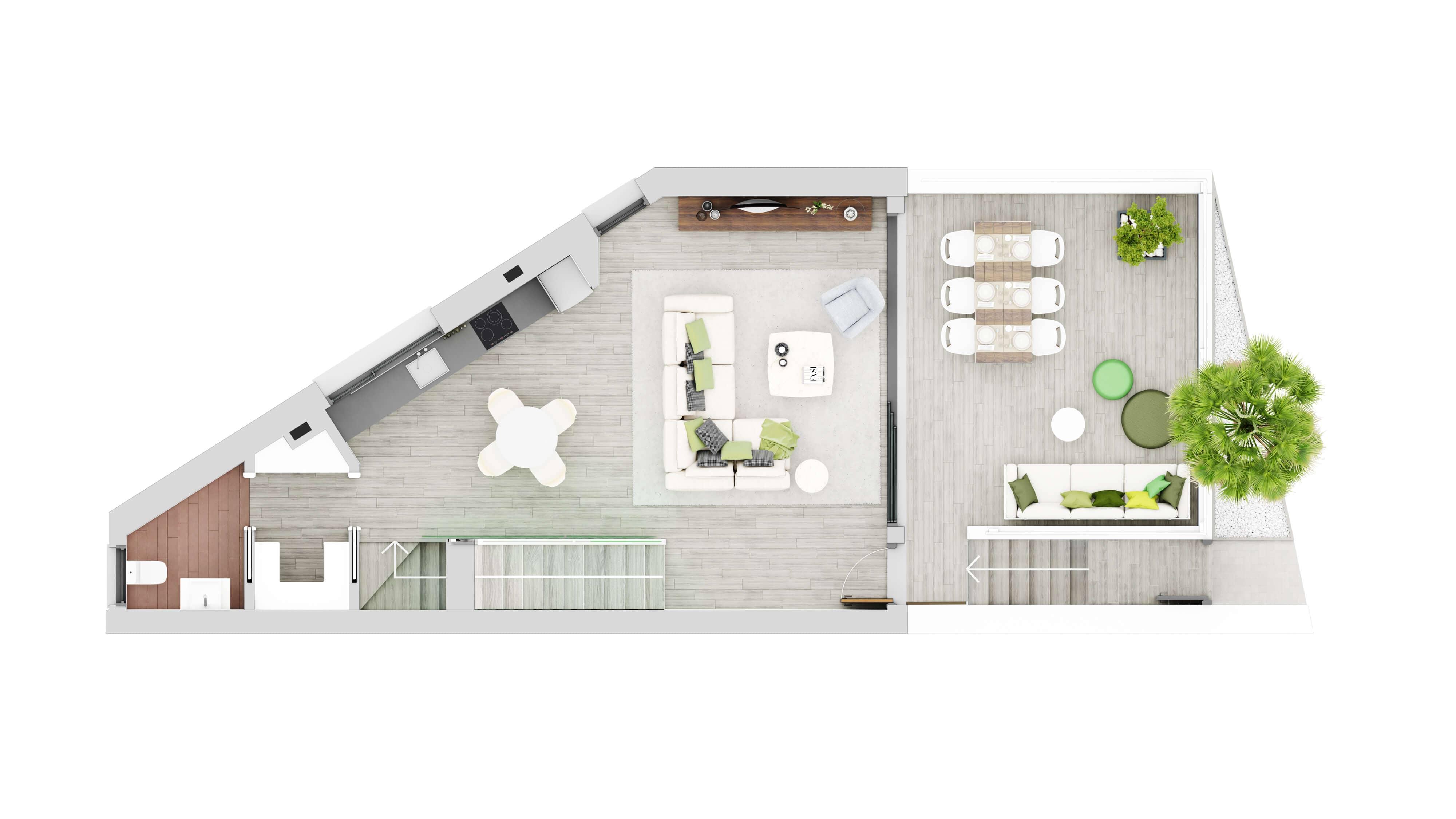 le mirage estepona cancelada huis te koop slaapkamers 2 gelijkvloers