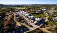 los olivos nueva andalucia marbella modern villa project constructie