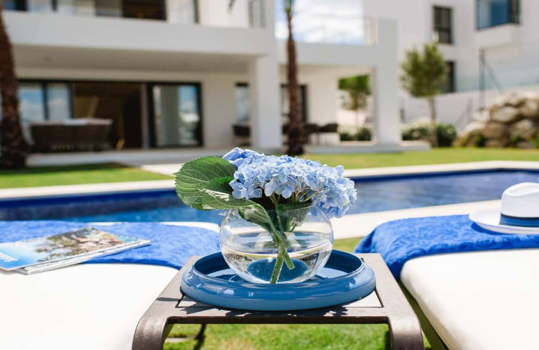 los olivos nueva andalucia marbella modern villa project detail