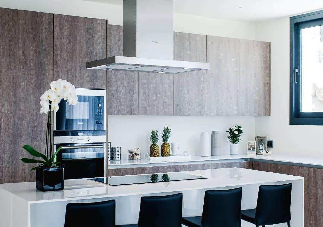 los olivos nueva andalucia marbella modern villa project keuken