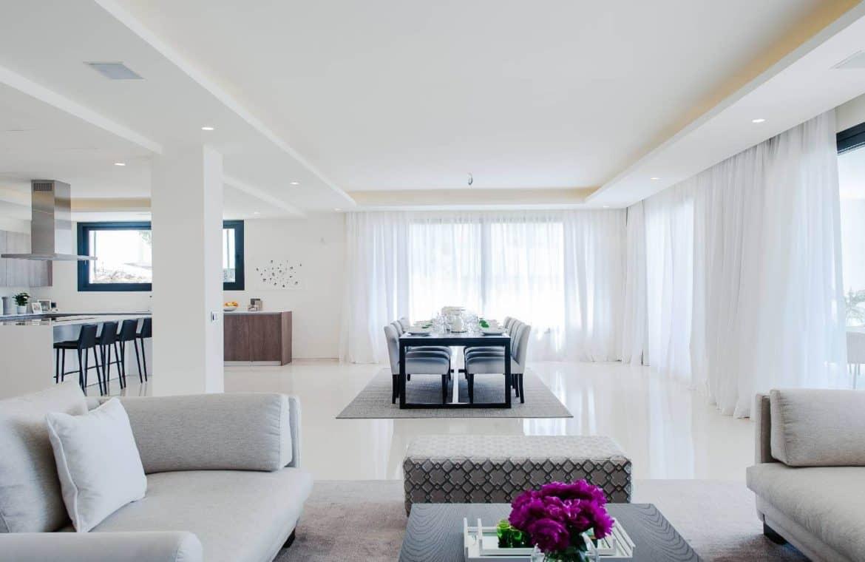 los olivos nueva andalucia marbella modern villa project living