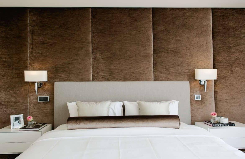 los olivos nueva andalucia marbella modern villa project slaapkamer