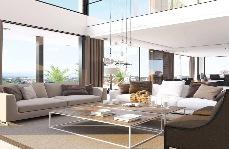 los olivos nueva andalucia marbella modern villa project sofa