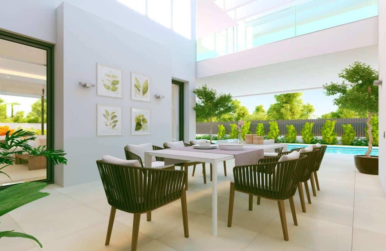 los olivos nueva andalucia marbella modern villa project stoel