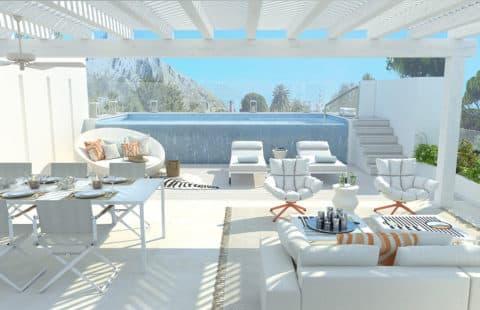 Marbella Club Hills: exclusieve luxe villa penthouses (Benahavis)
