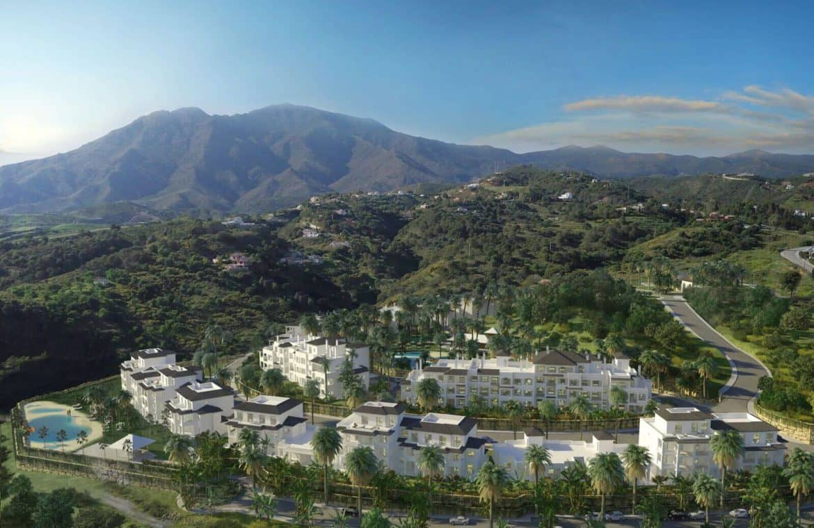 mirador de estepona new golden mile appartement penthpuse te koop marbella project