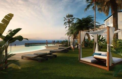 Mirador de Estepona Hills: nieuwe appartementen met zeezicht (Estepona)