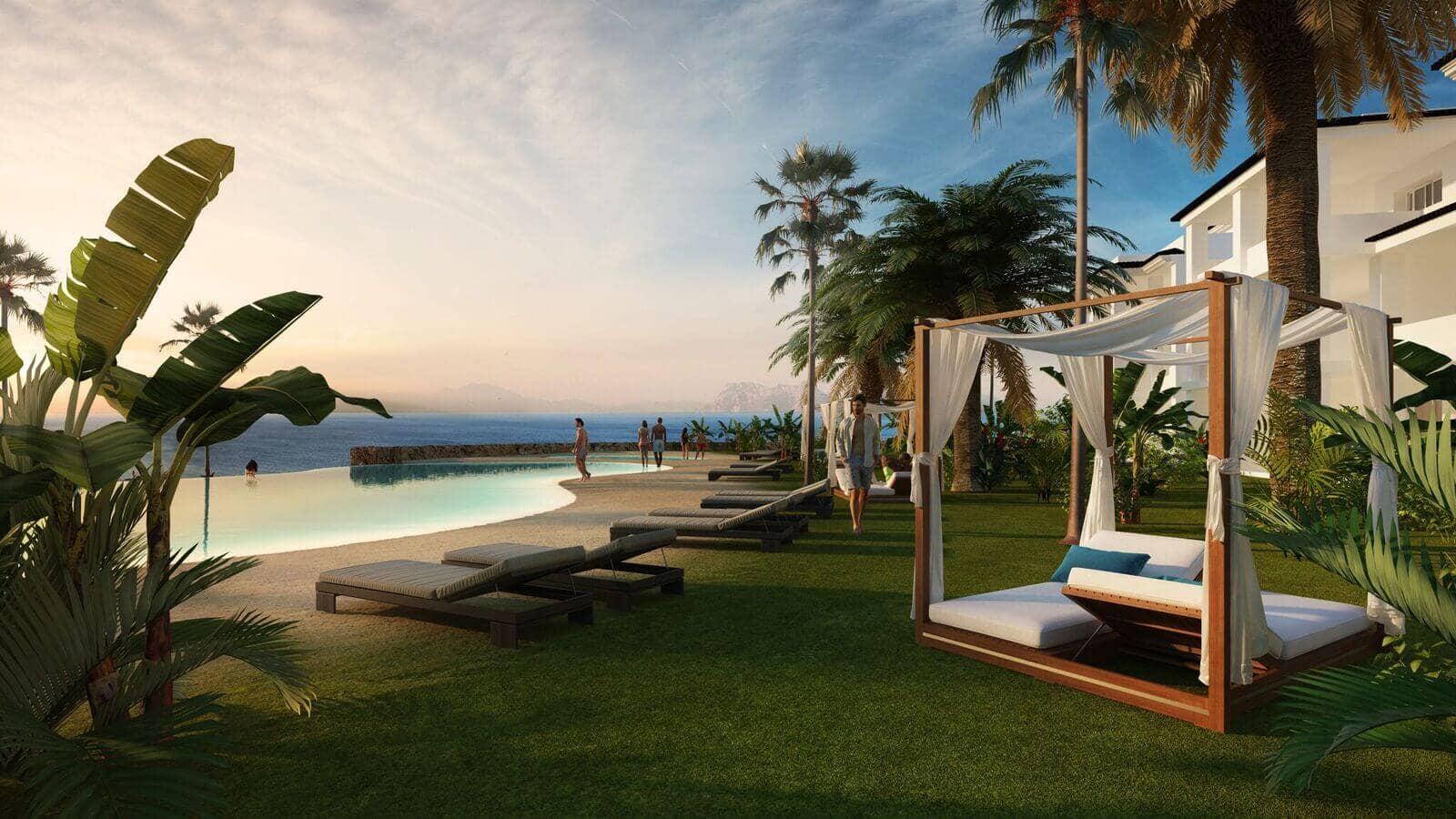mirador de estepona new golden mile appartement penthpuse te koop marbella zwembad kopen