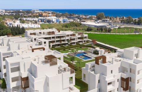 Mirador del Sol: appartementen op wandelafstand van de zee (Bel Air)