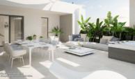 miradores del sol estepona new golden mile appartemet penthouse huis kopen marbella zeezicht terras jacuzzi