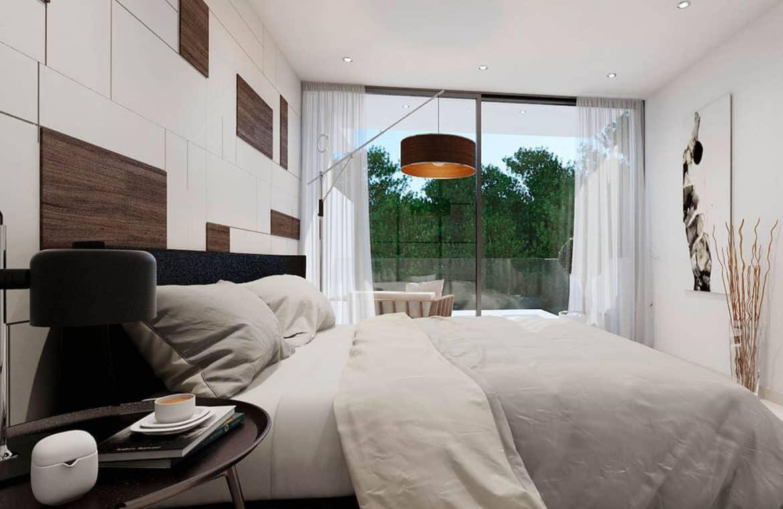 moderne villas in estepona boladilla village bed
