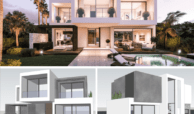 moderne villas in estepona boladilla village design1