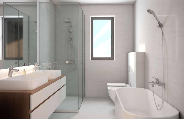 oasis 325 selwo appartementen badkamer