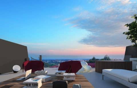 Oasis 325: goed geprijsde off-plan penthouses (Selwo)