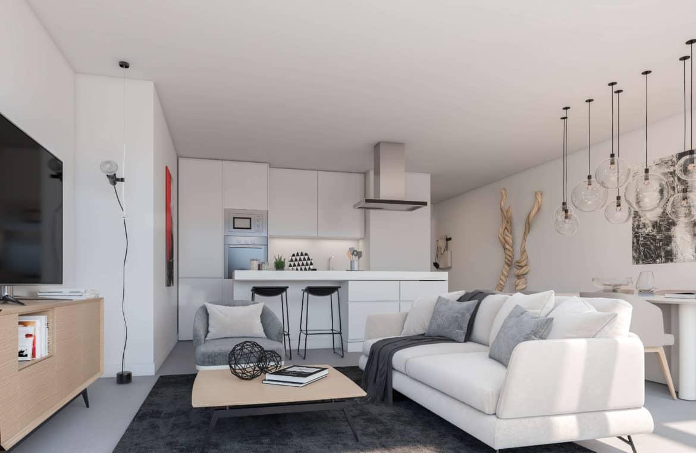 oasis 325 selwo appartementen keuken