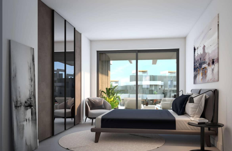 oasis 325 selwo appartementen slaapkamer
