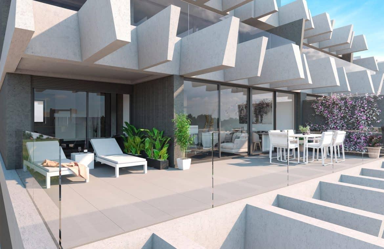 oasis 325 selwo appartementen terras