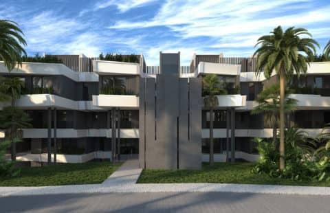 Oasis 325: goed geprijsde off-plan appartementen (Selwo)