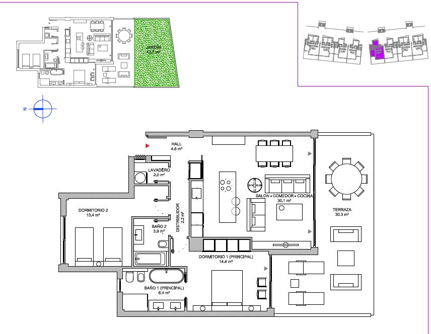 oasis325-selwo-grondplan-gelijkvloers