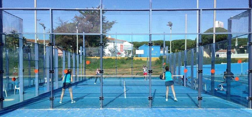 padel tennis marbella
