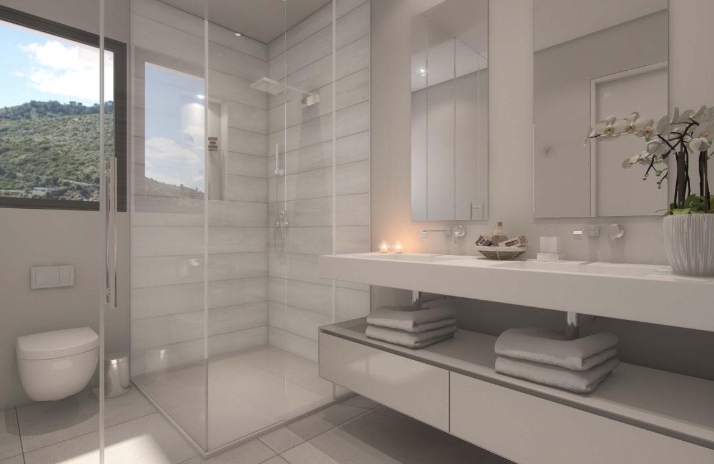 palo alto marbella appartement penthouse te koop badkamer