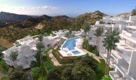 palo alto marbella appartement penthouse te koop tuinen