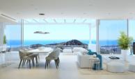 palo alto ojen marbella nieuwbouw resort luxe te koop appartement penthouse modern los eucaliptos living
