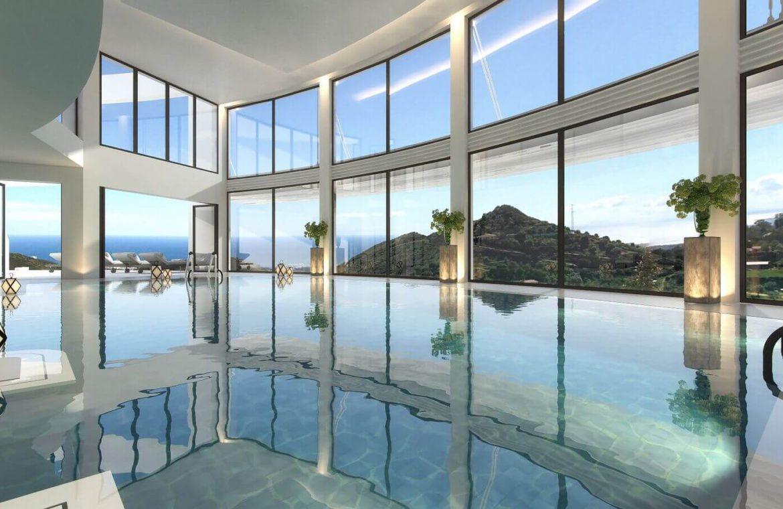 palo alto ojen marbella nieuwbouw resort luxe te koop appartement penthouse modern spa