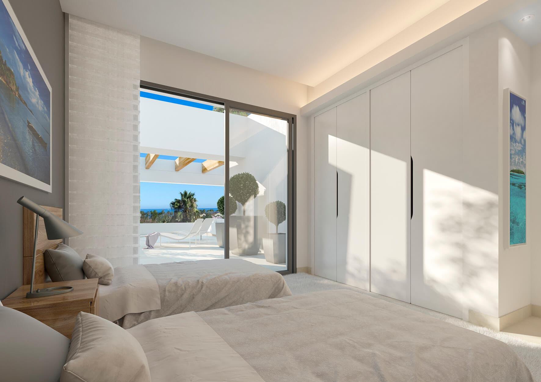 Perlas del Mar: moderne nieuwbouw villas bij zee & centrum (San Pedro)