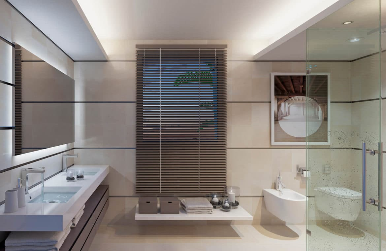 perlas del mar san pedro marbella kopen moderne villa badkamer