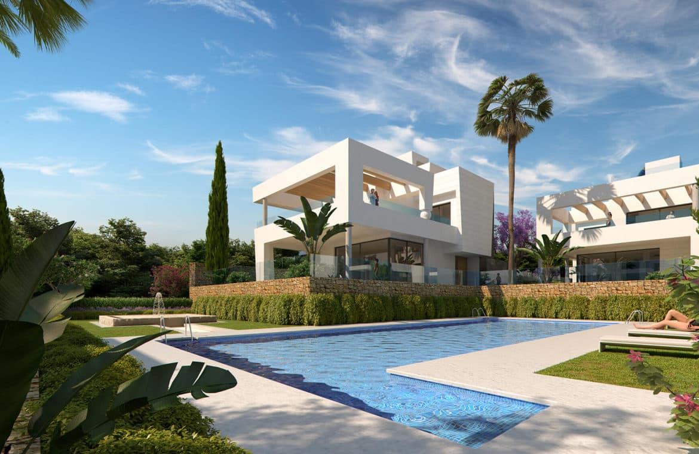 perlas del mar san pedro marbella te koop moderne villa zwembad