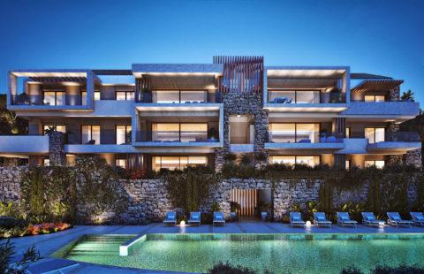 Olivos Real de La Quinta: prestigieus resort project (Nueva Andalucia)