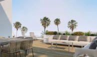 scenic appartement penthouse kopen estepona wandelafstand haven zeezicht terras