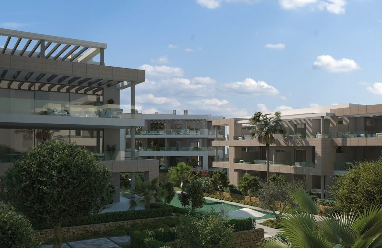 syzygy residences te koop appartementen cancelada new golden mile estepona project