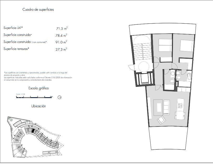 the edge estepona appartement eerstelijns strand zeezicht huis kopen marbella plan2