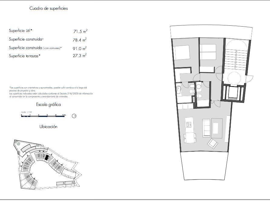 the edge estepona appartement eerstelijns strand zeezicht huis kopen marbella plan3