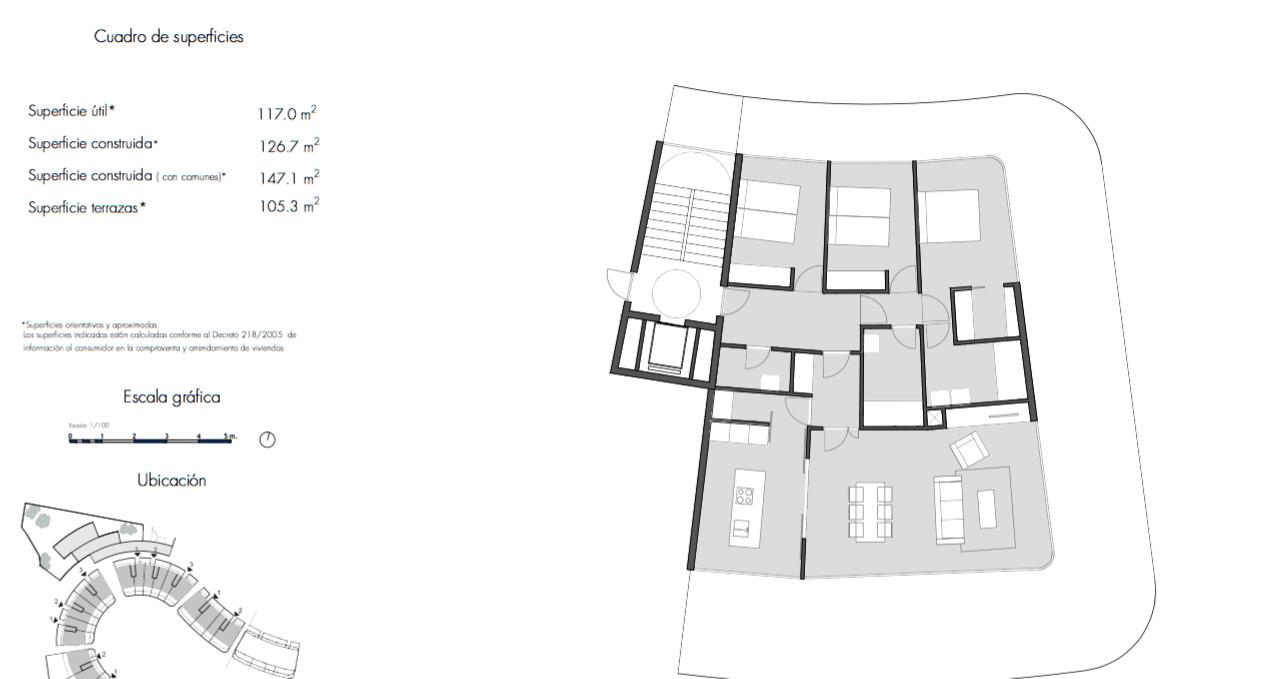 the edge estepona appartement eerstelijns strand zeezicht huis kopen marbella plan6