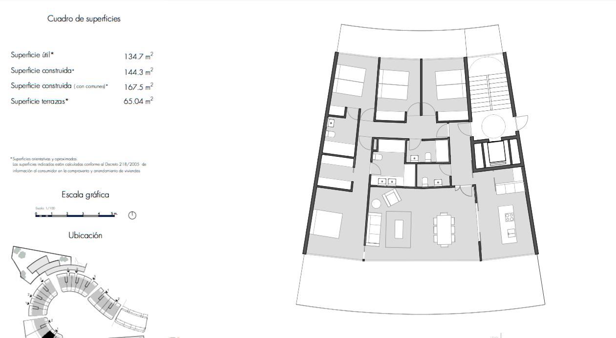 the edge estepona appartement eerstelijns strand zeezicht huis kopen marbella plan7