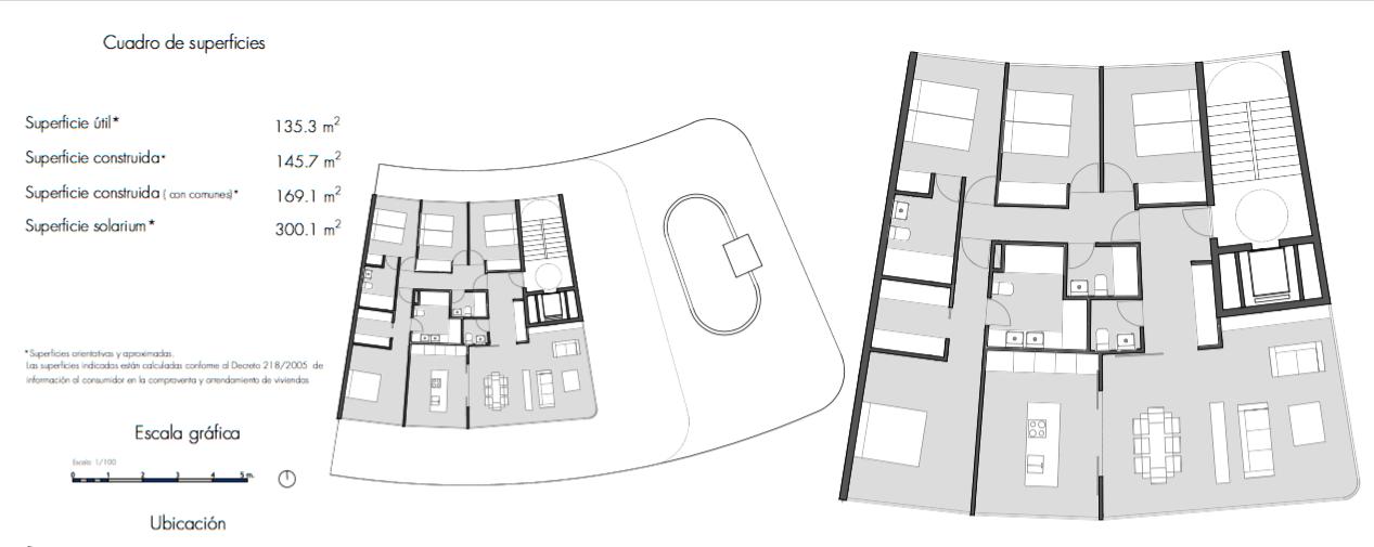 the edge estepona appartement eerstelijns strand zeezicht huis kopen marbella plan8