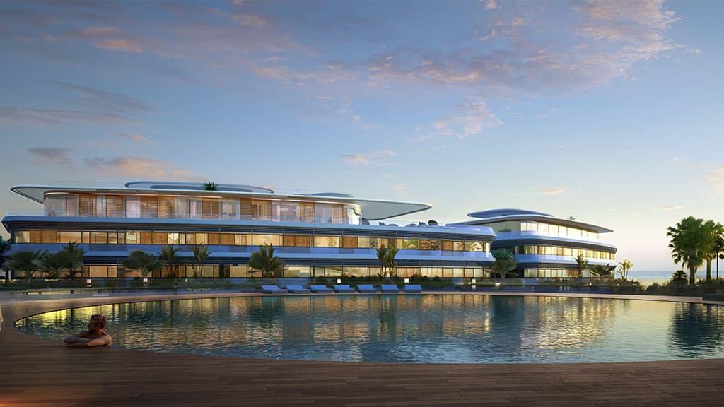 the edge estepona appartement eerstelijns strand zeezicht huis kopen marbella zwembad ligbedden