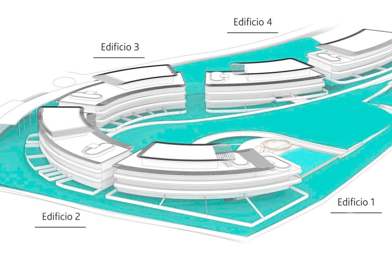 the edge estepona appartement eerstelijns strand zeezicht huis kopen marbella inplanting
