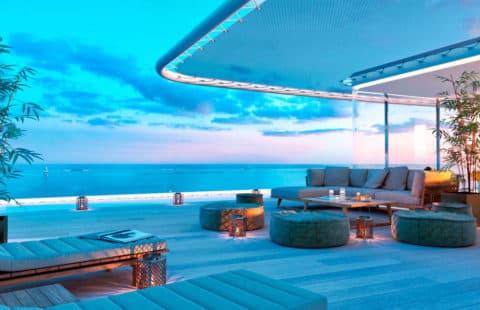 The Edge: spectaculaire eerstelijns zee design penthouses (Estepona)