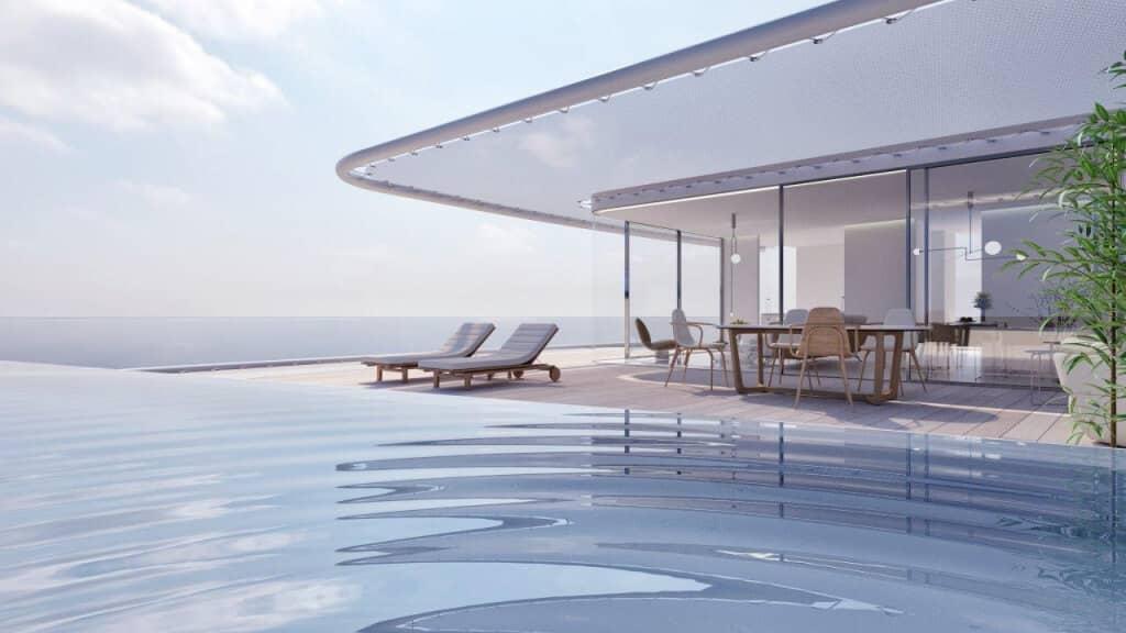 the edge estepona appartement eerstelijns strand zeezicht huis kopen marbella prive zwembad
