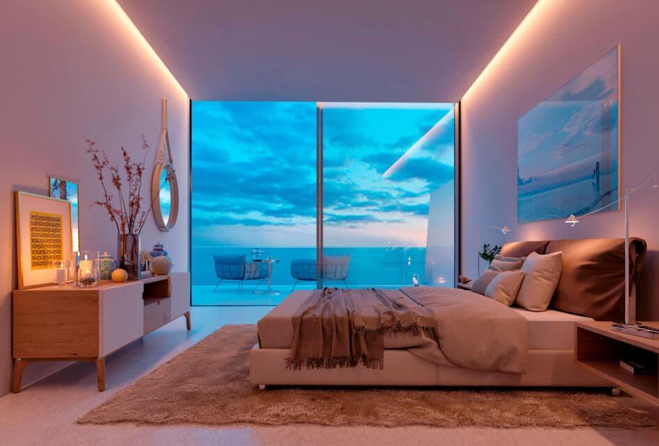 the edge estepona appartement eerstelijns strand zeezicht huis kopen marbella slaapkamer