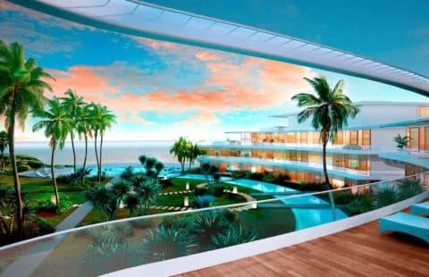 The Edge: spectaculair eerstelijns zee design appartementen project (Estepona)