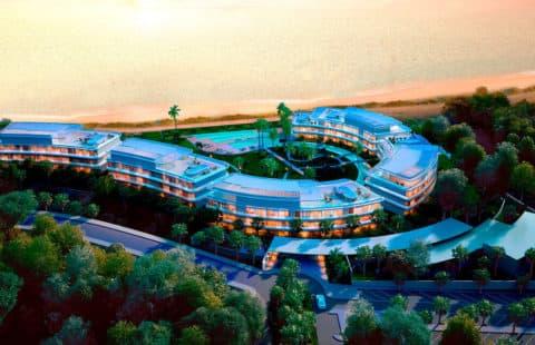 The Edge: eerstelijns zee design villa in een exclusief project (Estepona)