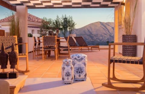 The Oakhill Marbella: rustig gelegen duplex penthouses (La Mairena)