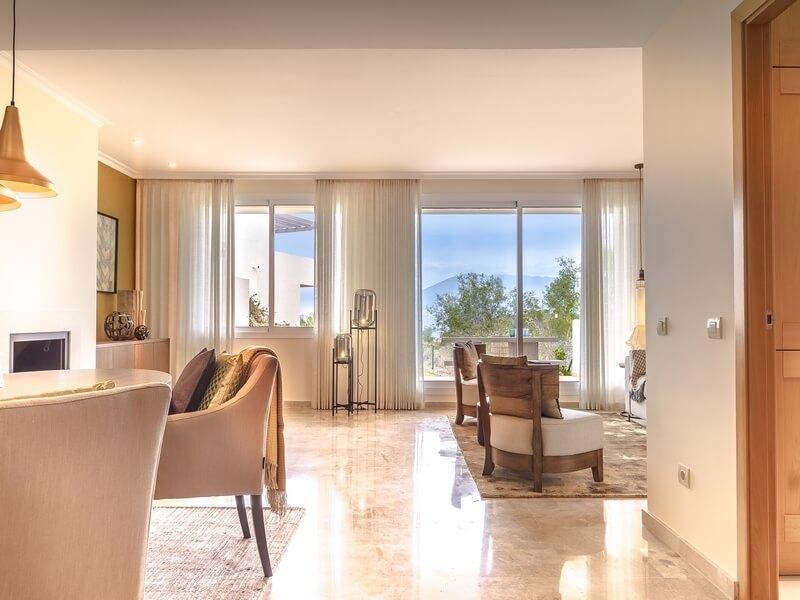 the oakhill oost marbella la mairena appartement penthouse te koop haard