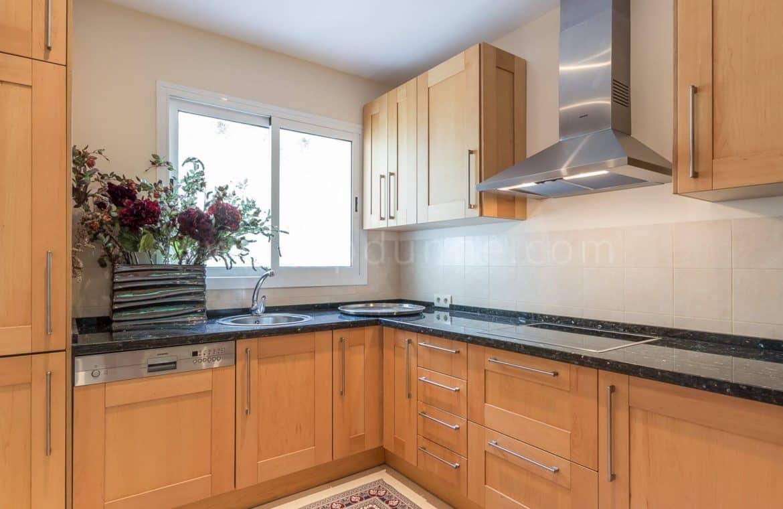 the oakhill oost marbella la mairena appartement penthouse te koop keuken