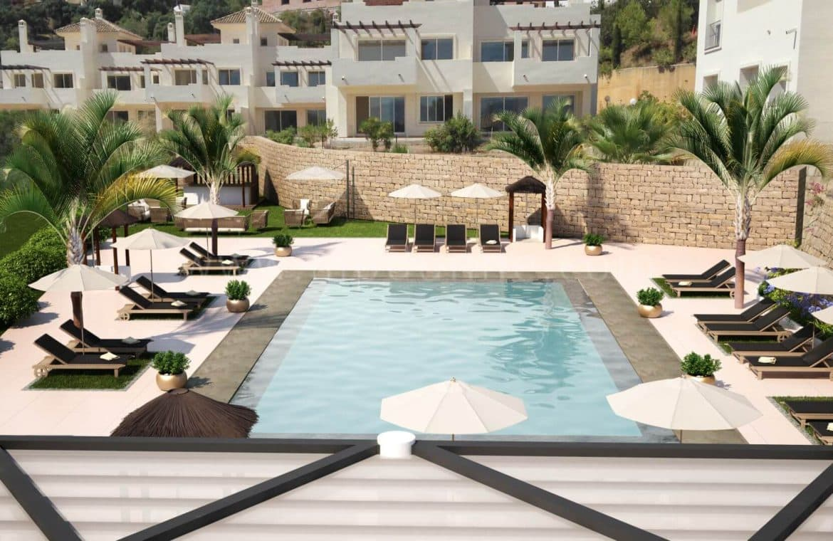 the oakhill oost marbella la mairena appartement penthouse te koop project